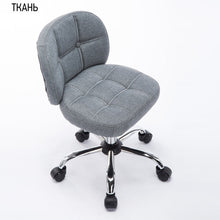 Load image into Gallery viewer, free shipping bar stool computer chair home small with backrest swivel chair coffee chair