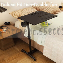 Load image into Gallery viewer, Fashion Computer Desks Portable Folding Laptop Table Sofa Bed Office Laptop Stand Desk Computer Notebook Bed Table Furniture