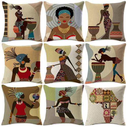 The obvio throw cushion cover collection - FunkChez