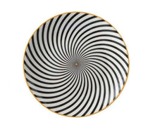 Load image into Gallery viewer, zebra printed sephora plate - Funkchez