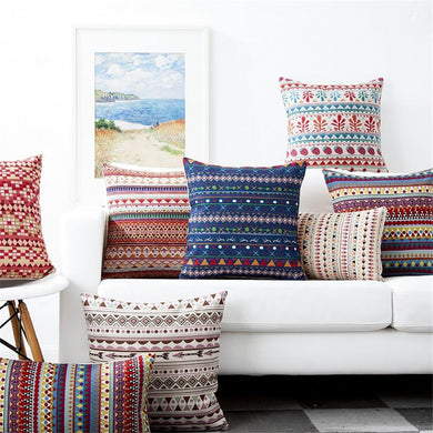 THE BOHEMIAN THROW COVER COLLECTION FunkChez