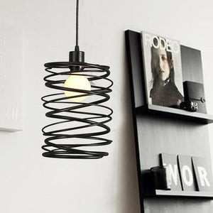 TWIRL HONEY TWIRL PENDANT LIGHTS FunkChez