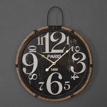 Load image into Gallery viewer, VINTAGE MID CENTURY PARIS WALL CLOCK I FunkChez