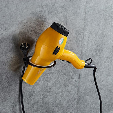 Wall Mounted Hair Dryer Stand