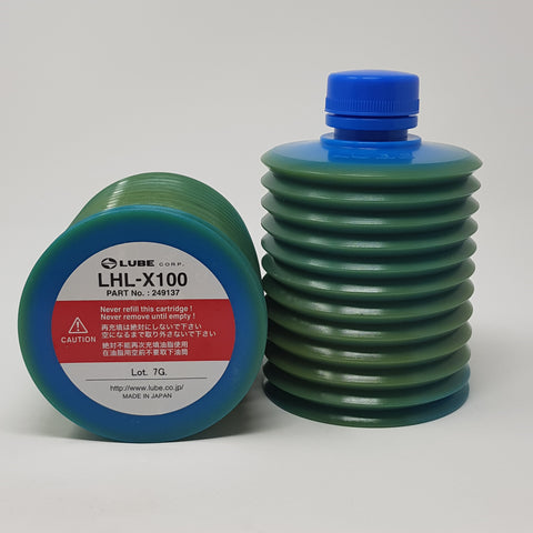 LHL-X100-7 249137 LUBE Grease Cartridge