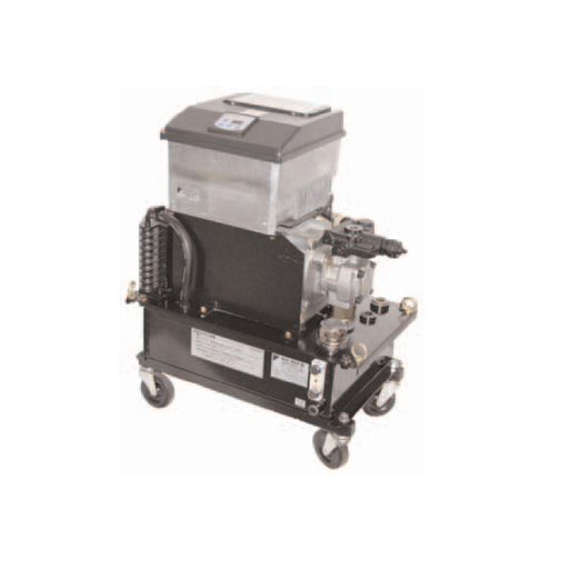 EHU30R Core Pull Hybrid Hydraulic Power Pack