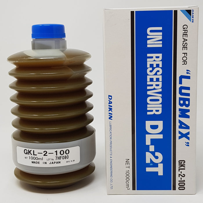 GKL-2-100 Daikin Kyodo Yushi DL-2T Uni Reservoir Grease