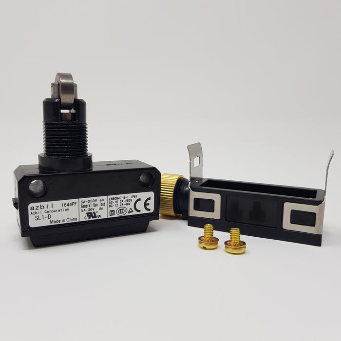 SL1-D Azbil Yamatake Cross Roller Plunger Limit Switch