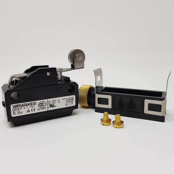 SL1-P Azbil Yamatake Short Roller Lever Limit Switch