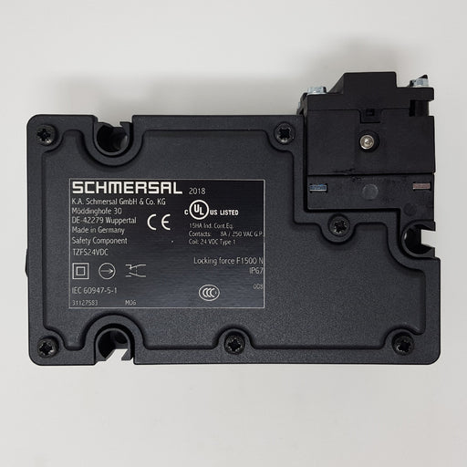 TZFS 24VDC Schmersal Door Interlock Switch