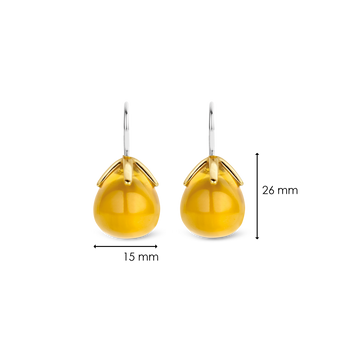TI SENTO - Milano Boucles d'oreilles 7769TY in use