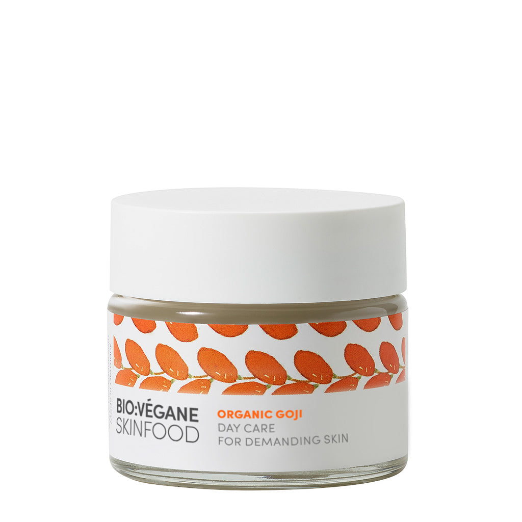 Organic Goji Day Cream - First Signs of Ageing