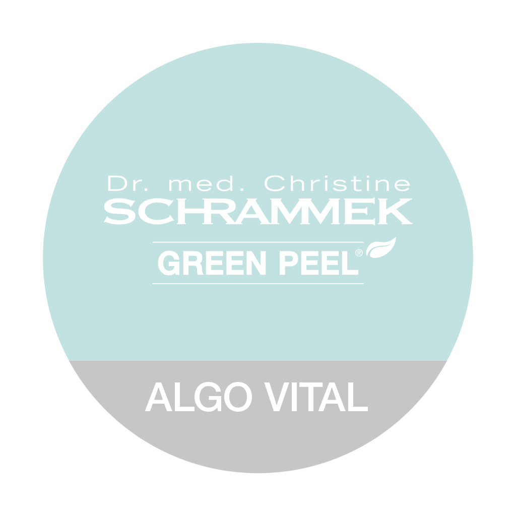 GREEN PEEL® FRESH UP WITH ALGO VITAL SEAWEED MASK