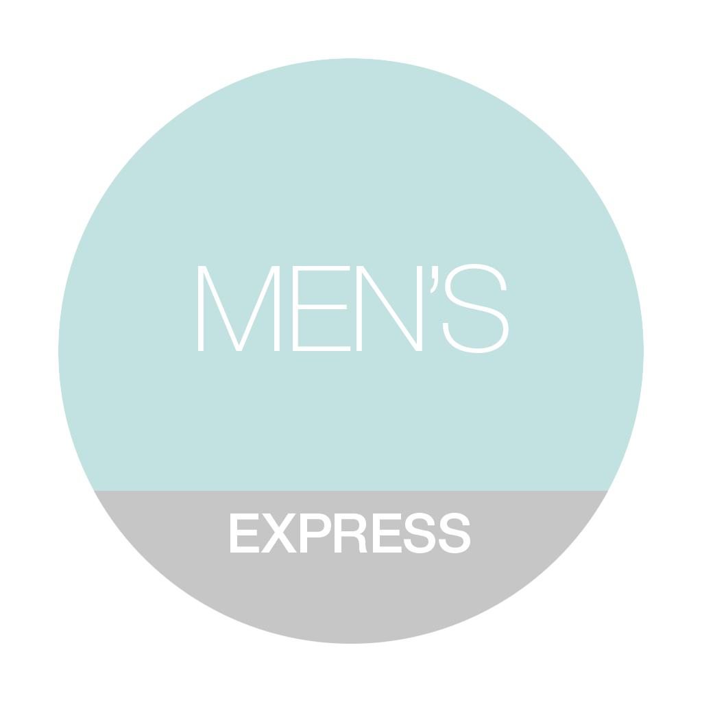 MENS EXPRESS FACIAL