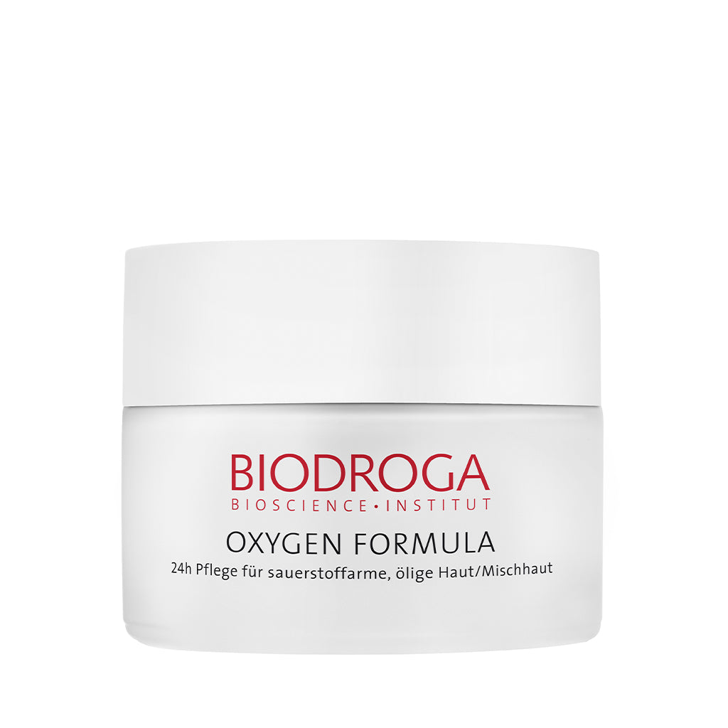 OXYGEN FORMULA - 24HR CARE FOR OILY/COMBINATION SKIN
