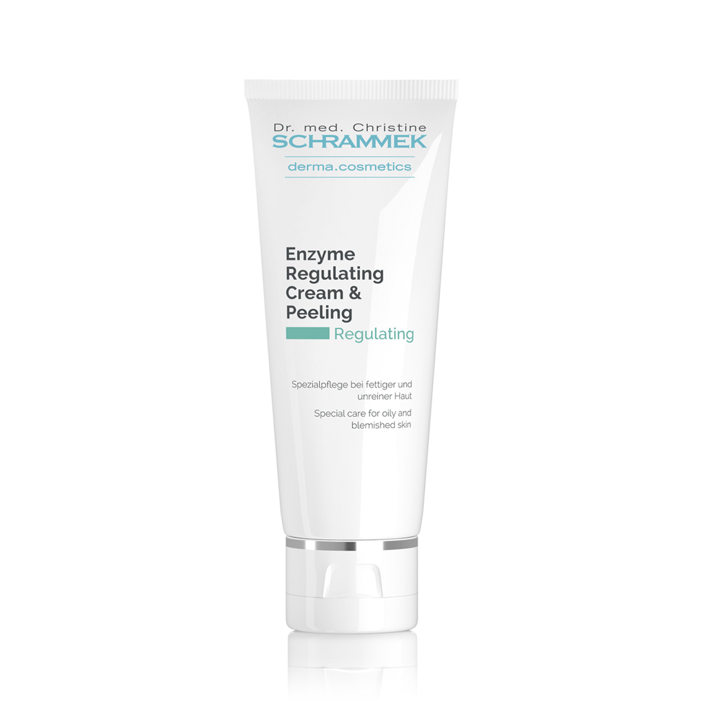ENZYME REGULATING & PEELING CREAM - OILY & BLEMISHED