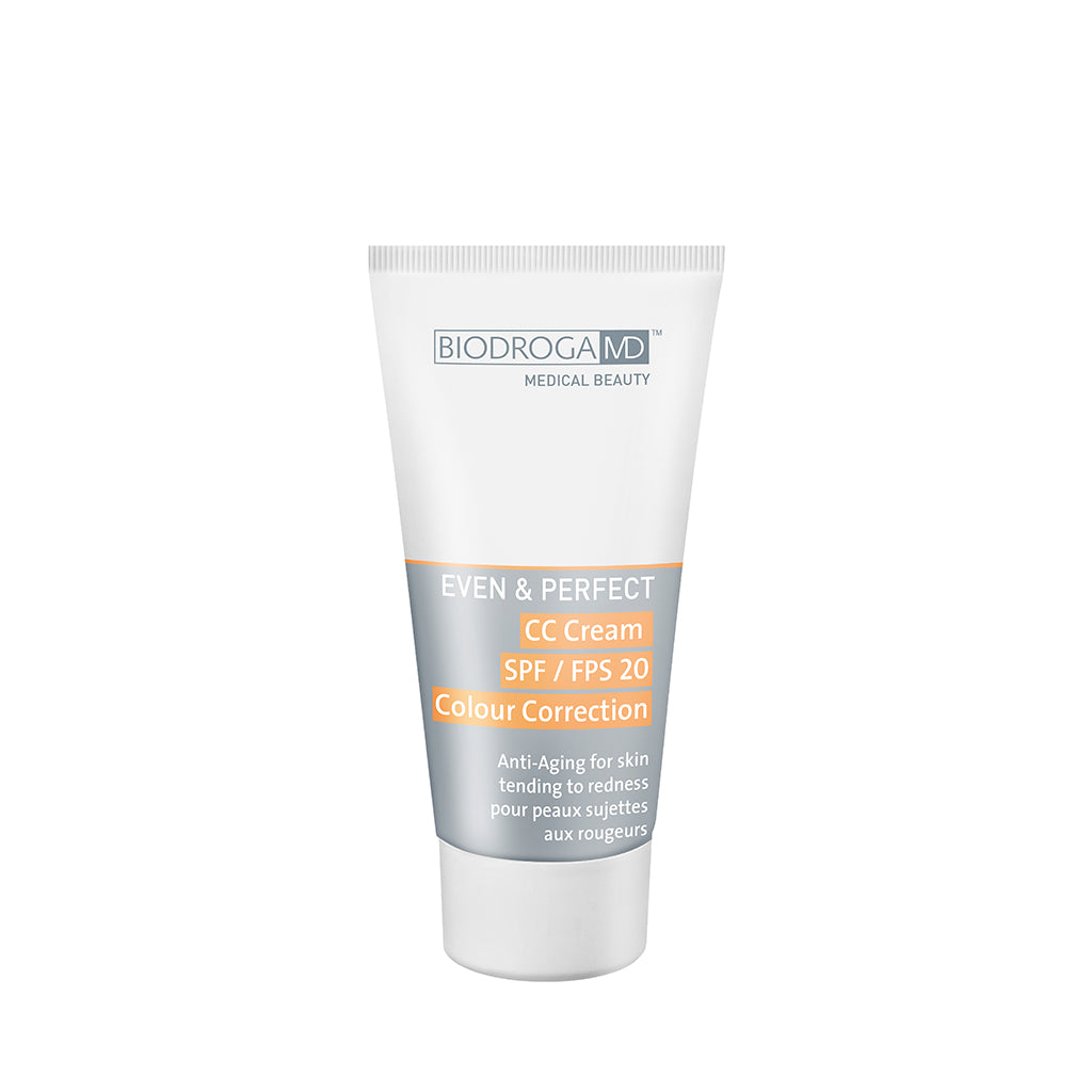 CC CREAM SPF 20 FOR ANTI- REDNESS
