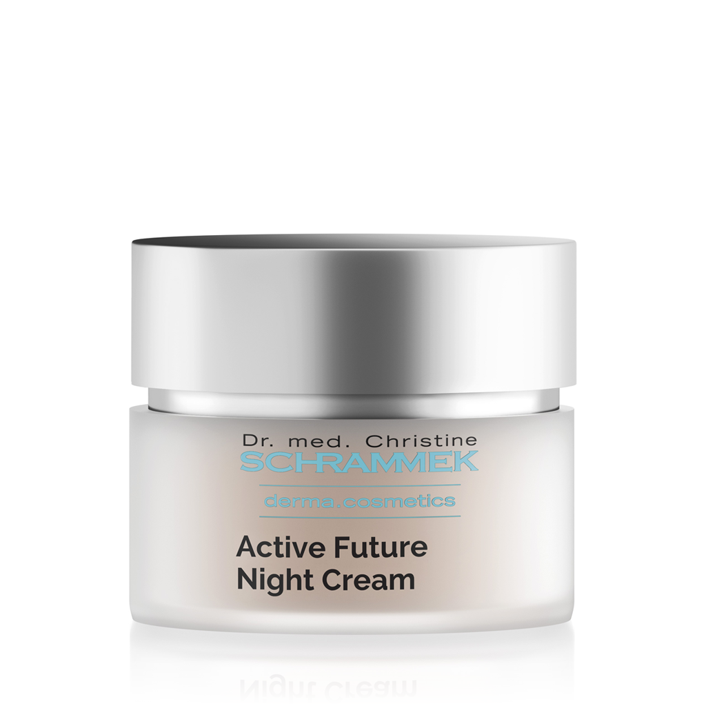 ACTIVE FUTURE - ANTI AGEING NIGHT CREAM