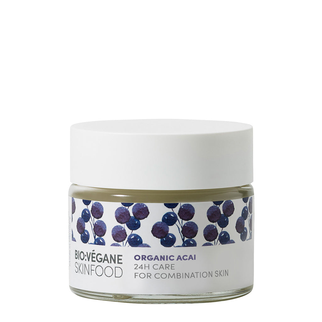 ORGANIC ACAI 24HR CARE - COMBINATION SKIN