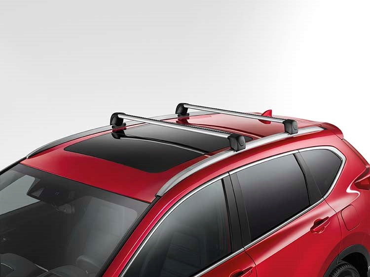 Honda CR-V Petrol/Hybrid Cross Bars with storage bag