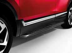 Honda CR-V Petrol/Hybrid Running Boards, Full Black Finish