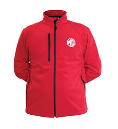 MG Soft-Shell Jacket, Red
