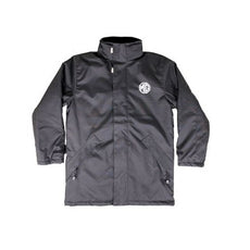 MG Parka Jacket, Black