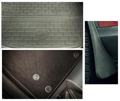 MG ZS Protection Pack MT RHD