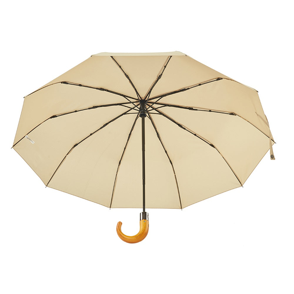 MG Short Handled Umbrella, Khaki