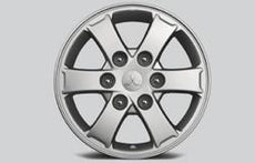 Mitsubishi L200 (S4) 6-Spoke Alloy Wheel 16""