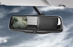 Mitsubishi Shogun Reversing Camera/Mirror Kit