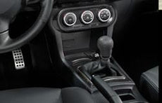 Mitsubishi Lancer Interior Decoration Kit, Carbon (Gear Stick Area) AT