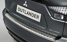 Mitsubishi Outlander Bumper Protection Plate, Rear