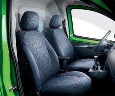 Fiat Fiorino-Qubo Front Seat Covers