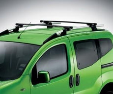 Fiat Fiorino-Qubo Combi Cross Bars - vehicles WITH longitudinal rails