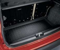 Fiat Panda Moulded Cargo Tray/Liner