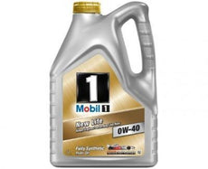 Nissan GT-R Mobil 1 New Life 0W40 Oil (5-Litre)