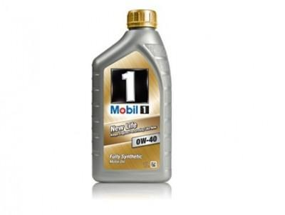 Nissan GT-R Mobil 1 New Life 0W40 Oil (1-Litre)