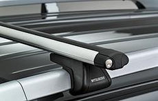 Mitsubishi Outlander Roof Carrier, Aluminium