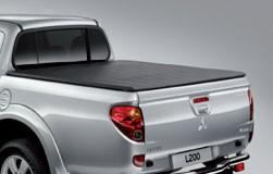 Mitsubishi L200 (S4) Tonneau Cover, Roll Up Type - Long Bed