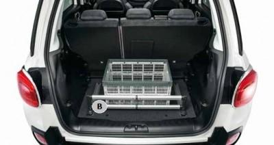 Alfa Romeo Giulietta Telescopic Bar for organiser