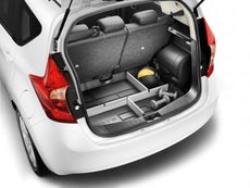 Nissan Note (E12E) Trunk Liner, Hard with Partitioner