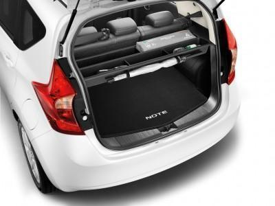 Nissan Note (E12E) Under-Tonneau Cover Storage