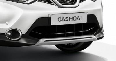 Nissan Qashqai (J11E) Cross Over Pack - cars without OE RPS 2014-2017