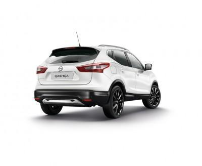 Nissan Qashqai (J11E) Cross Over Pack - cars with OE RPS 2014-2017
