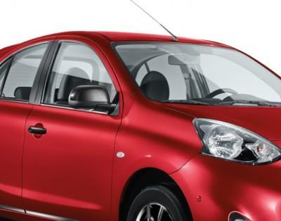Nissan Micra (K13K) Piano Black Mirror Covers 2013-2016