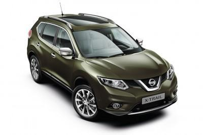 Nissan X-Trail (T32) Style Pack, Chrome