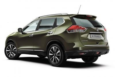 Nissan X-Trail (T32) Style Pack, Ice Chrome