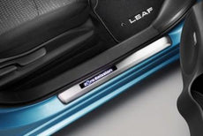Nissan LEAF Illuminated Entry Guards