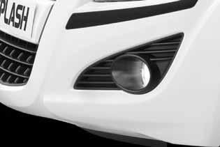 Suzuki Splash Fog Lamp Set